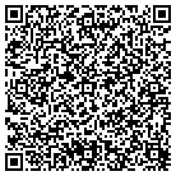 QR-код с контактной информацией организации Теплосвет, ТОО
