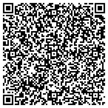 QR-код с контактной информацией организации ГЛОРИЯ ДЖИНС М