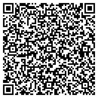 QR-код с контактной информацией организации ГРЕБНАЯ БАЗА
