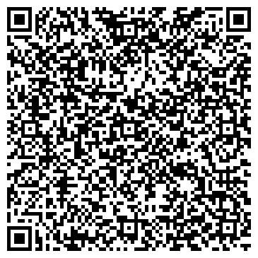 QR-код с контактной информацией организации Интерком, торговая компания, ТОО