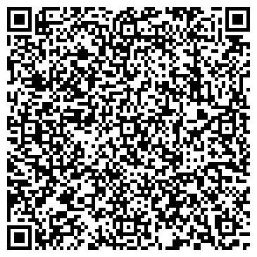 QR-код с контактной информацией организации Батыс Темир Транс, ТОО