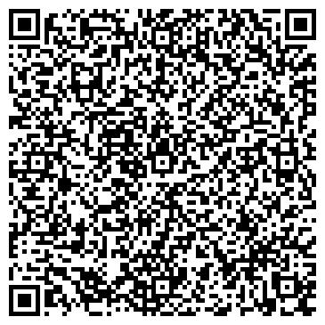 QR-код с контактной информацией организации Казбурпром НПК, ТОО