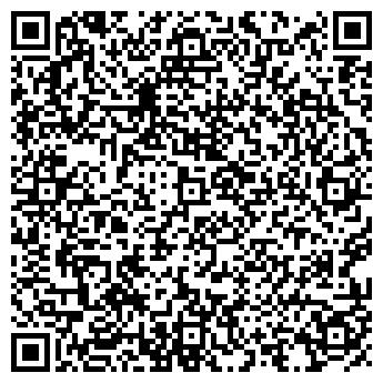 QR-код с контактной информацией организации ТД Фаворит