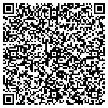 QR-код с контактной информацией организации Геофорс, ЧПУП