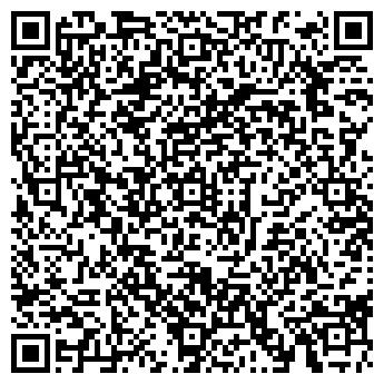 QR-код с контактной информацией организации Субъект предпринимательской деятельности фоп Прихожай Н.В.