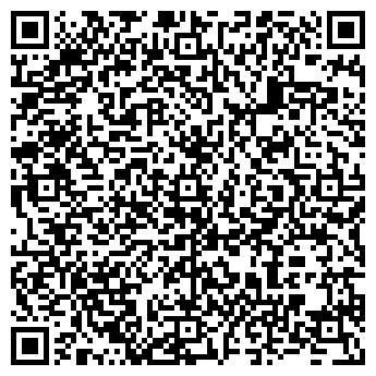 QR-код с контактной информацией организации ООО «Артфабрика»