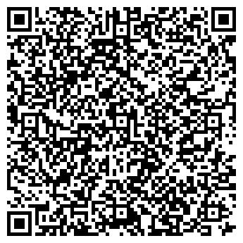 QR-код с контактной информацией организации Донметос, ООО