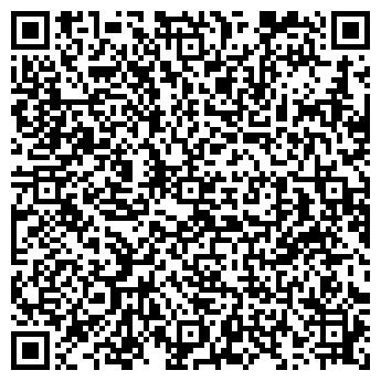 QR-код с контактной информацией организации КСА, ООО, металлообработка