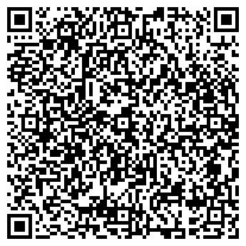 QR-код с контактной информацией организации ДонбасУголь, ЗАО