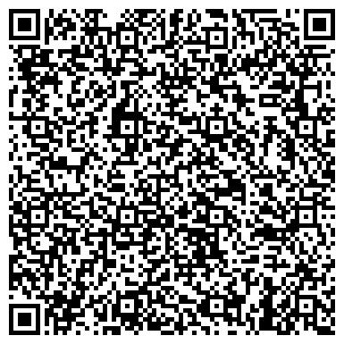 QR-код с контактной информацией организации Донбасс шахтоуправление, ОАО