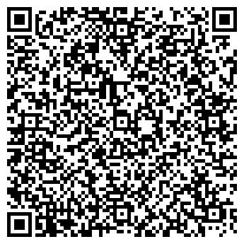 QR-код с контактной информацией организации Атлантис, ООО ТД
