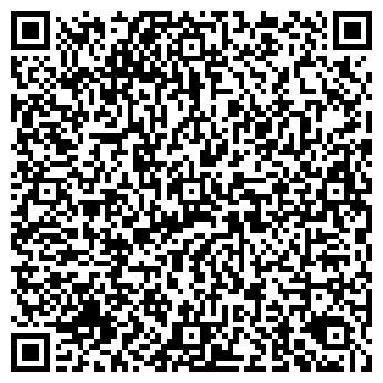 QR-код с контактной информацией организации Луч, МО ОАО