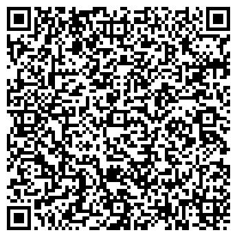 QR-код с контактной информацией организации Кайратов Е.К, ИП