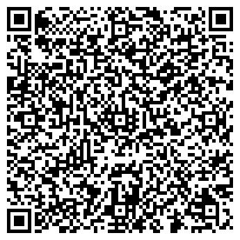 QR-код с контактной информацией организации МЭНС-СЕРВИС