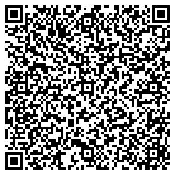 QR-код с контактной информацией организации Партнер-Эстейт