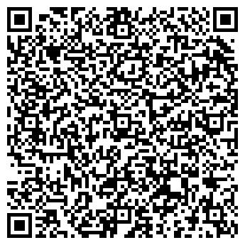 QR-код с контактной информацией организации ЧП «Вираж»