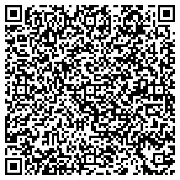QR-код с контактной информацией организации Wood Style, компания