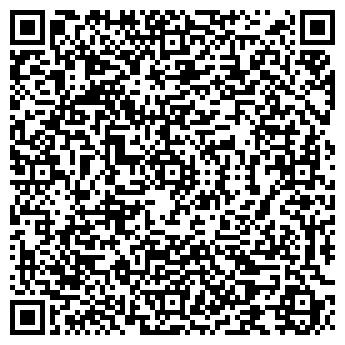 QR-код с контактной информацией организации Металострой,ЧП