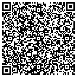 QR-код с контактной информацией организации Тент+, ООО