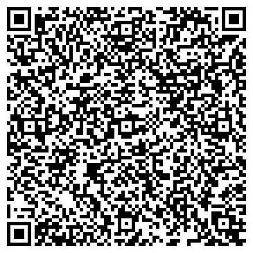 QR-код с контактной информацией организации Деревянный дом, ООО