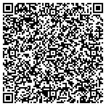 QR-код с контактной информацией организации Дверной салончикъ, ЧП