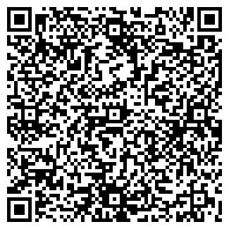 QR-код с контактной информацией организации I.R.U.