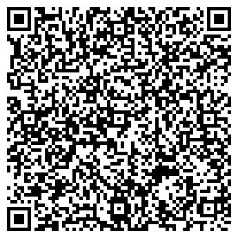 QR-код с контактной информацией организации Пересвет, ООО