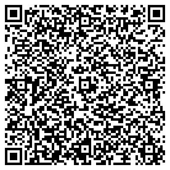 QR-код с контактной информацией организации Метстрой, ЧП
