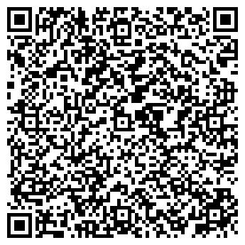 QR-код с контактной информацией организации АН Атланта