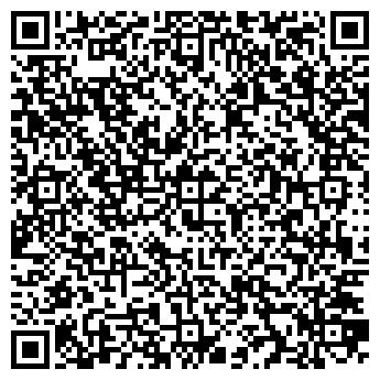 QR-код с контактной информацией организации Резной покров, ЧП