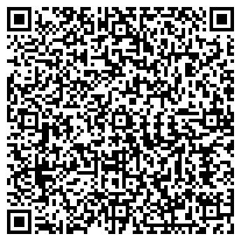 QR-код с контактной информацией организации Балтвуд, ООО