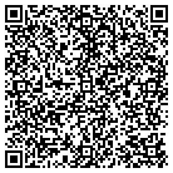 QR-код с контактной информацией организации АЛЬЯНС ОНЛАЙН