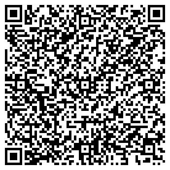 QR-код с контактной информацией организации Gloria, ООО