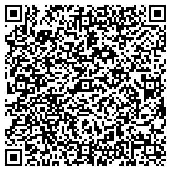 QR-код с контактной информацией организации Модний базар, ООО