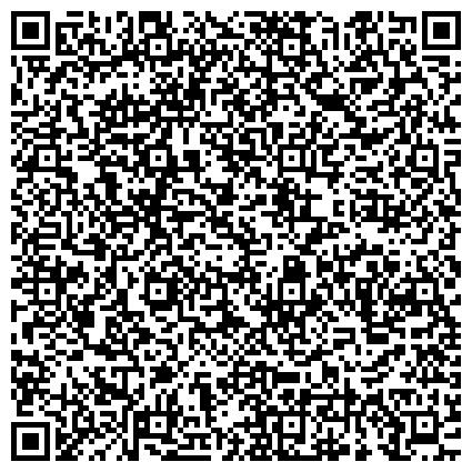 QR-код с контактной информацией организации Опытное конструкторское бюро машиностроения (ОКБМ)