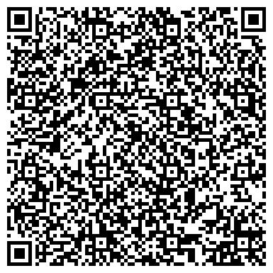QR-код с контактной информацией организации Альфа-Омега, салон ковки, ООО