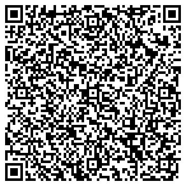 QR-код с контактной информацией организации Спортивный клуб