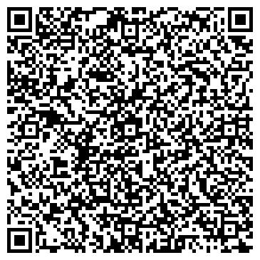 QR-код с контактной информацией организации Коммерческий центр Львов, ЧП