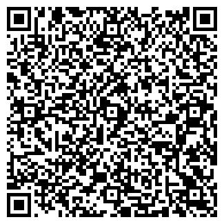 QR-код с контактной информацией организации SITYBUD