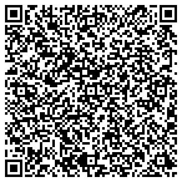 QR-код с контактной информацией организации ТОО Русский лес