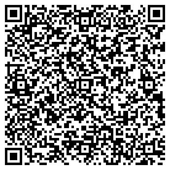 QR-код с контактной информацией организации Кузнечный дом, ИП