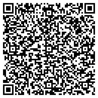 QR-код с контактной информацией организации ТИСА