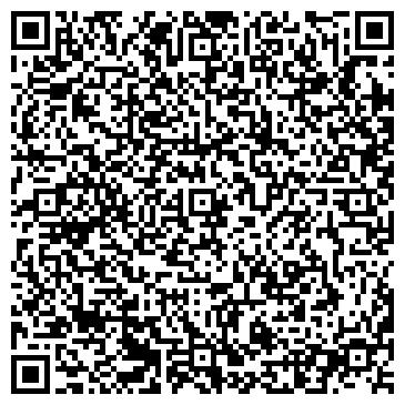QR-код с контактной информацией организации Детский сад Бэмби, ИП