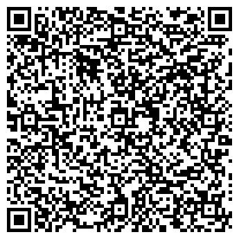 QR-код с контактной информацией организации КЭБ ТЕХЦЕНТР