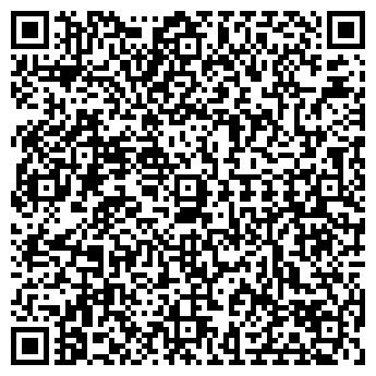 QR-код с контактной информацией организации Виавто, ООО