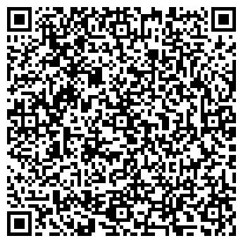QR-код с контактной информацией организации Кооператив