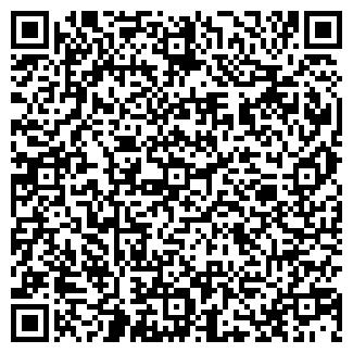 QR-код с контактной информацией организации ДВЕРИ