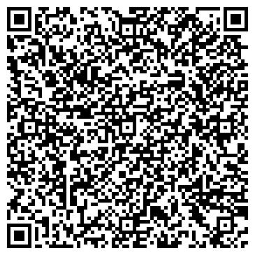 QR-код с контактной информацией организации МегаСтройИнвест, ЧУП