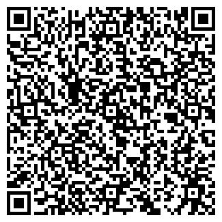QR-код с контактной информацией организации HANGAR