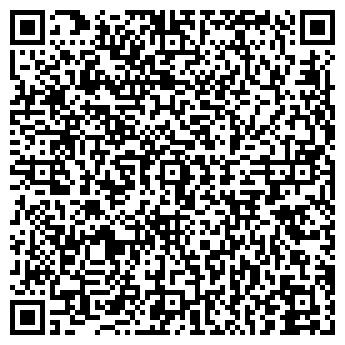 QR-код с контактной информацией организации Тиса, ООО